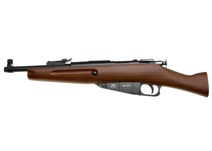 Cheap Mosin Nagant M1891 CO2 BB Rifle 0.177
