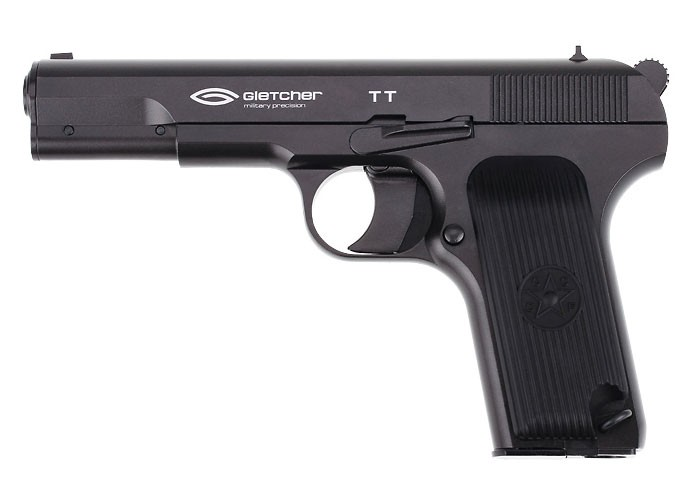 Gletcher Tokarev TT Blowback CO2 BB Pistol