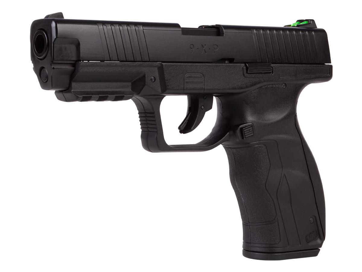 Umarex 9XP/40XP CO2 BB Pistol, Metal Slide