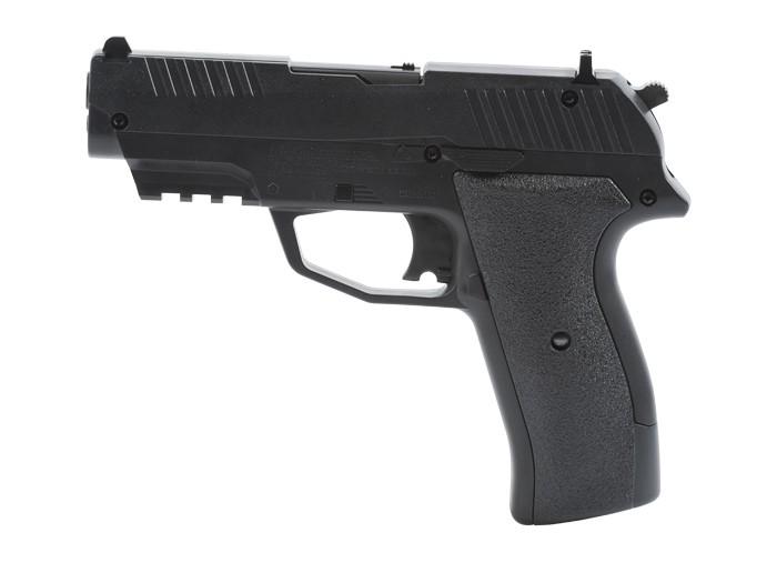 Crosman Iceman CO2 BB and Pellet Pistol