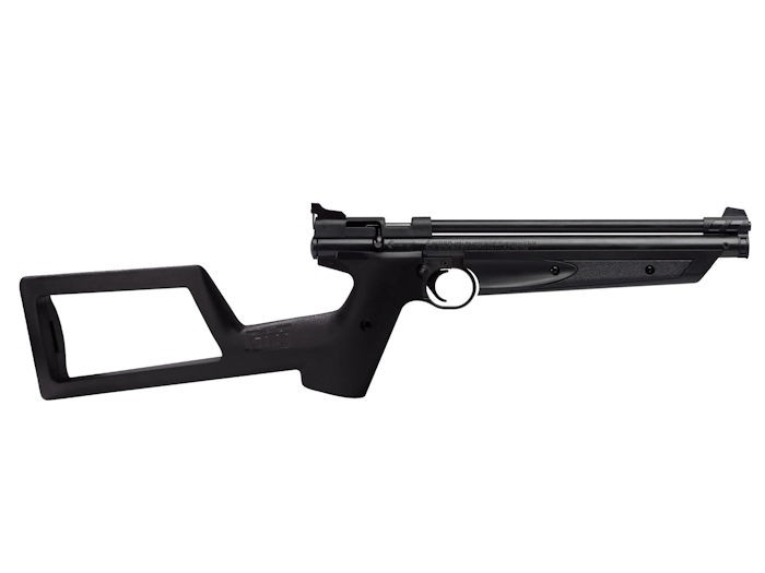 Crosman P1377 With Shoulder Stock, Black