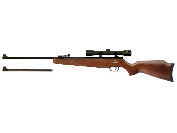 Beeman Gas Ram Dual Caliber Air Rifle 0.177