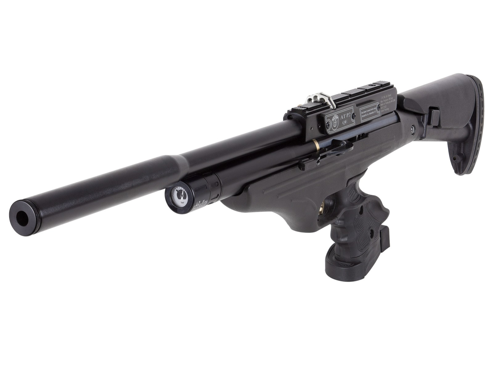 Hatsan AT P2 Quiet Energy Tact Pistol 0.25 Image
