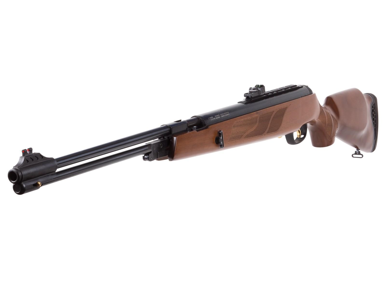 Cheap Hatsan Torpedo 155 Vortex Air Rifle, Walnut 0.25