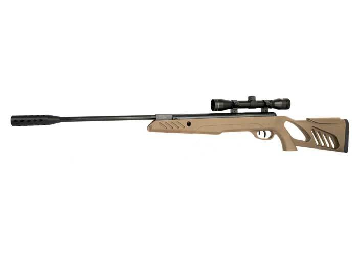 Swiss Arms TAC1 Air Rifle Combo, Tan 0.177