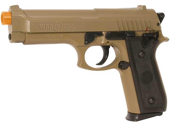 M92 Desert Warrior.