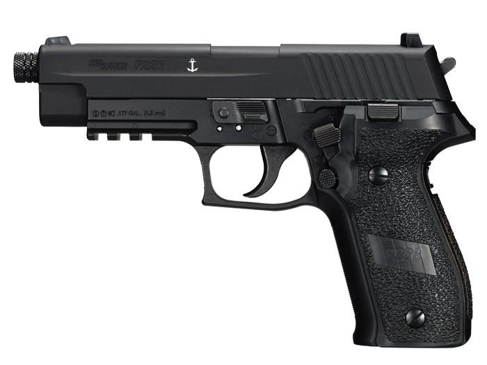 SIG Sauer P226.