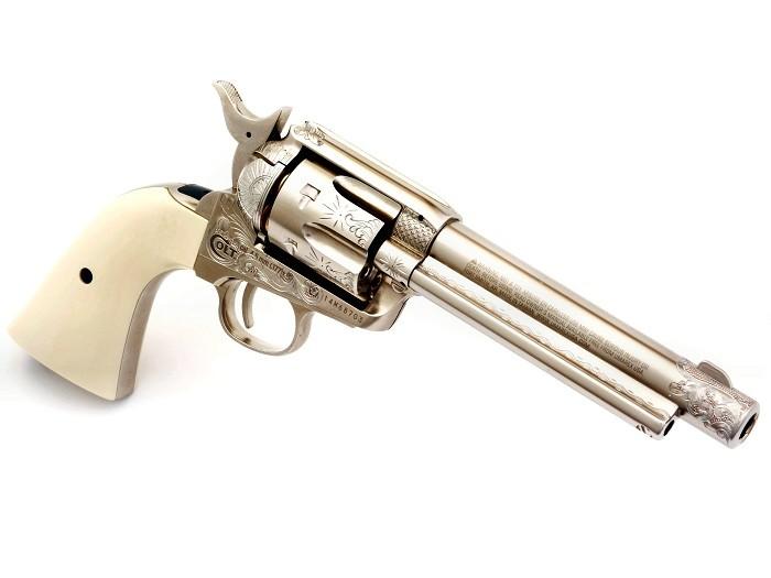Colt Peacemaker SAA.