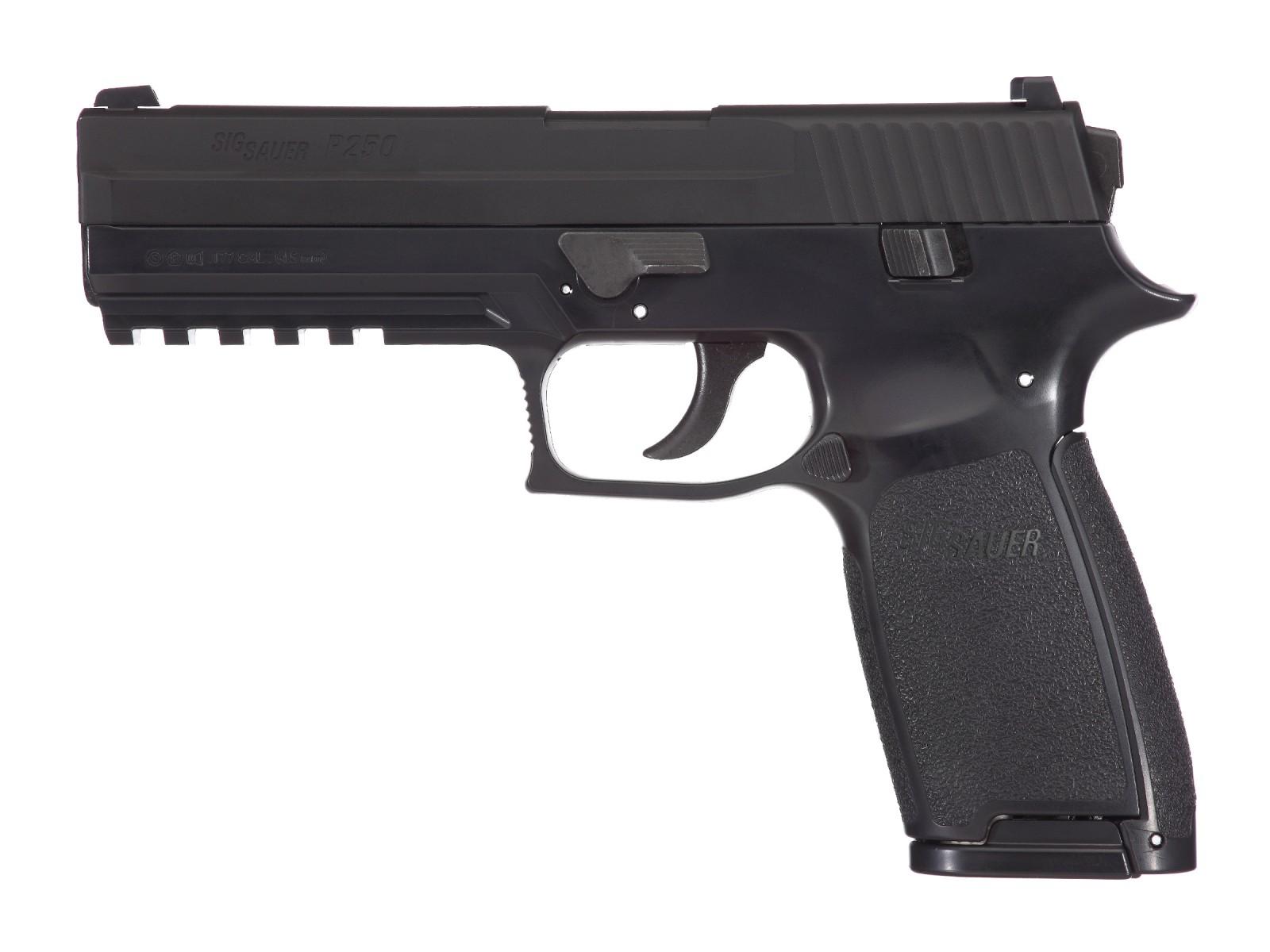 SIG Sauer P250.