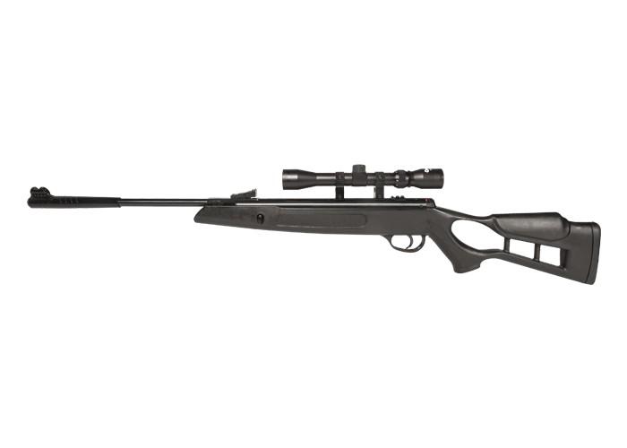 Hatsan Edge Air Rifle, Vortex Piston, Black