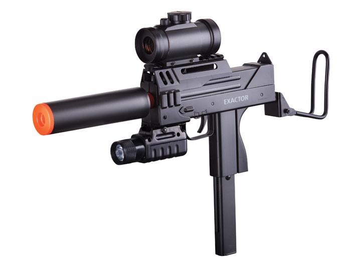 Crosman_Exactor_Spring_Airsoft_Pistol_Black_6mm
