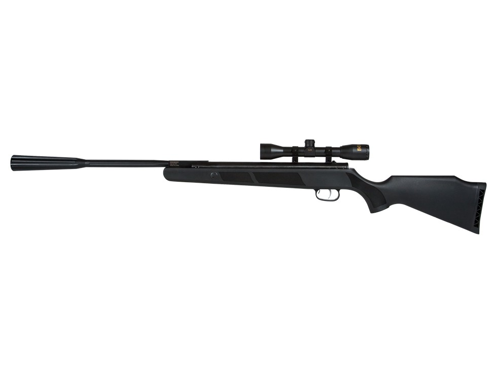 Beeman Quiet Tek Air Rifle Combo 0.177 Image