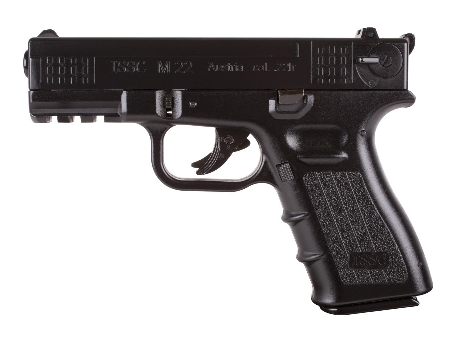 ISSC M-22 CO2 Air Pistol