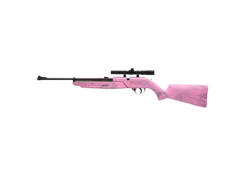 Crosman Pumpmaster 760PX Pink with 4x15 Scope