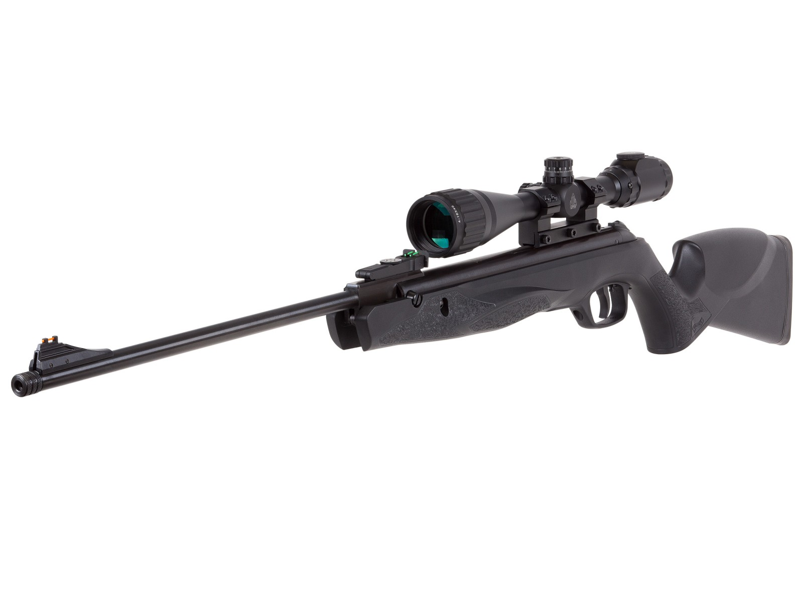 Walther Terrus Air Rifle Kit, Black