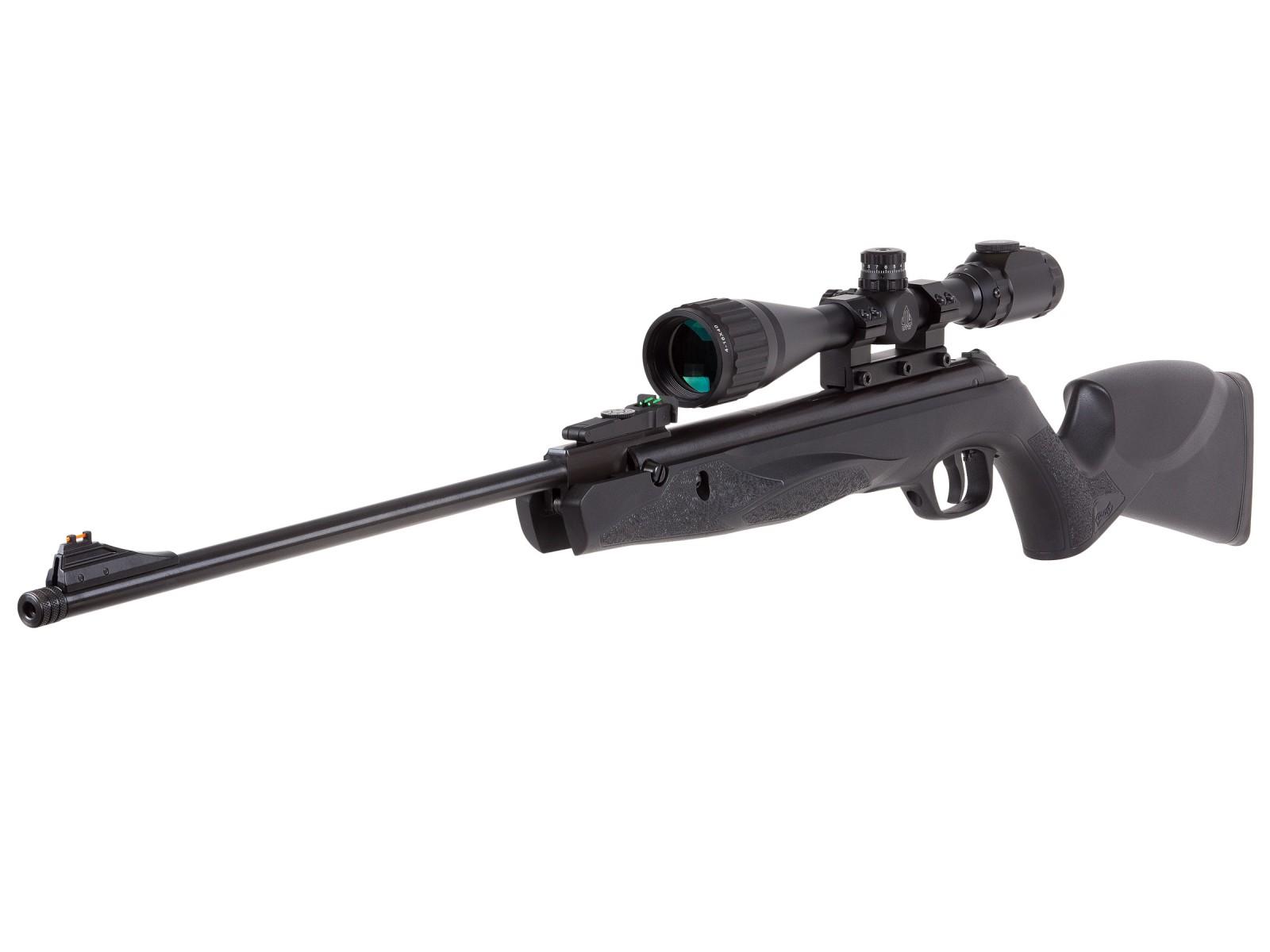 Cheap Walther Terrus Air Rifle Kit, Black 0.177