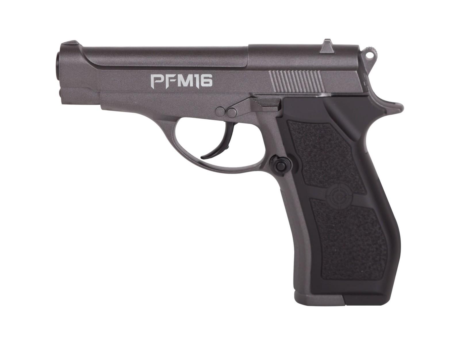 Crosman PFM16 Full Metal CO2 BB Pistol 0.177 Image