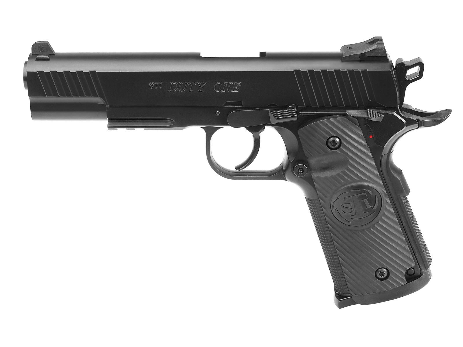 Cheap STI Duty One CO2 GNB BB Pistol 0.177