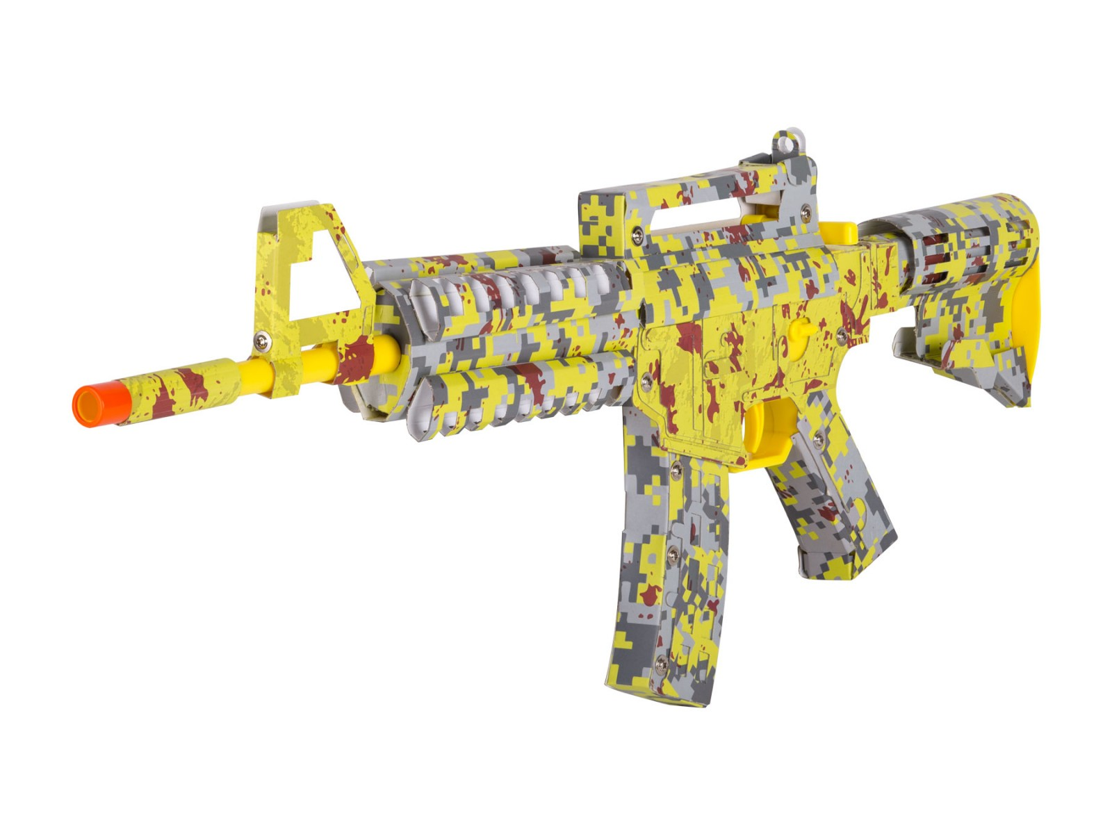 how to make sniper shorter bf1