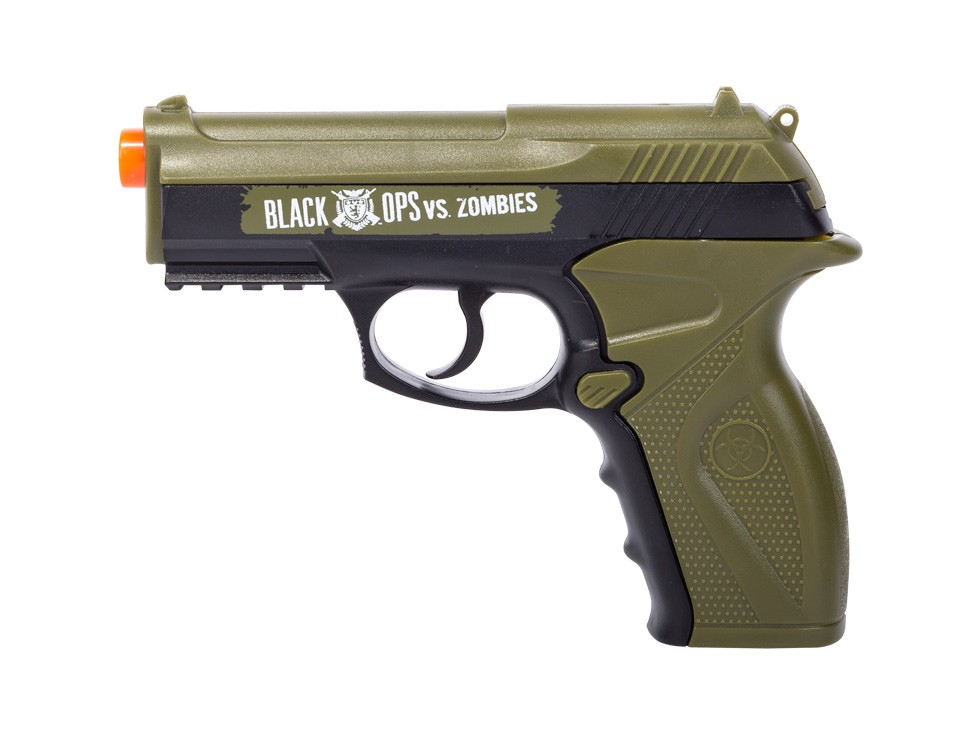 Black Ops vs. Zombies CO2 Airsoft Pistol