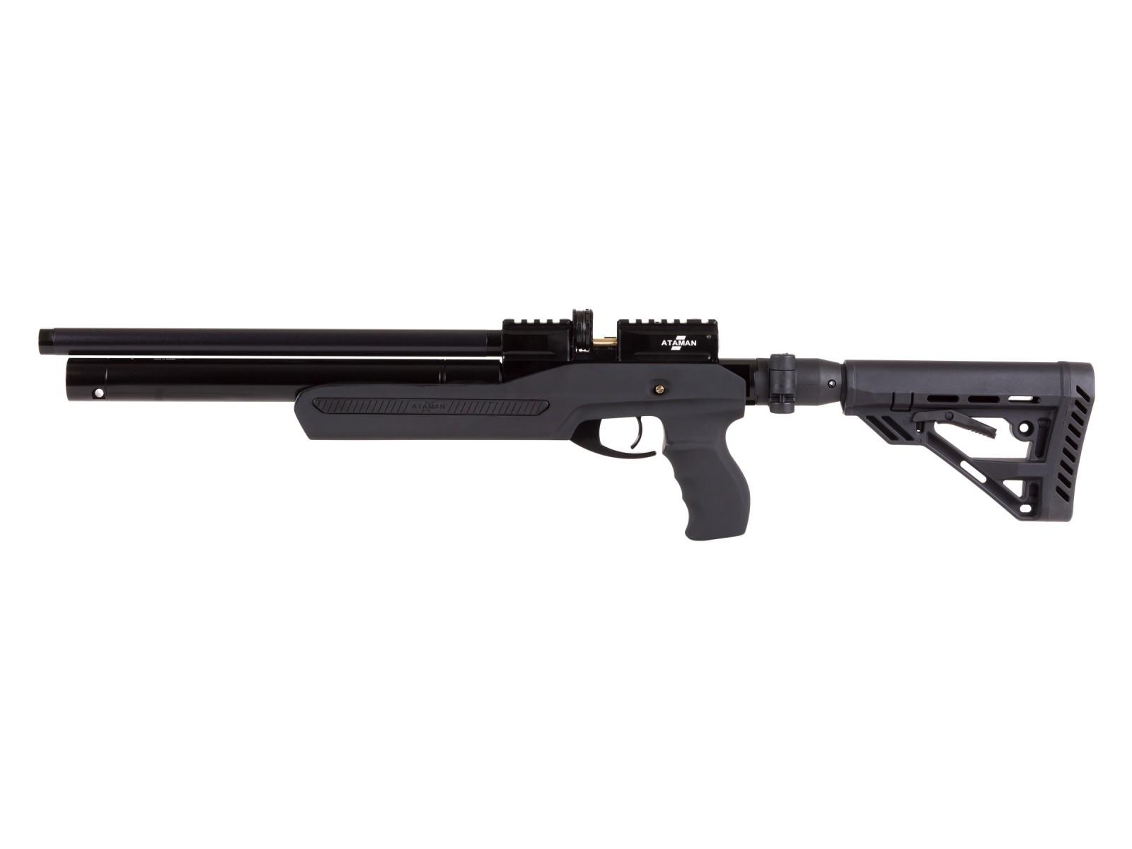 Ataman M2R Carbine Ultra Compact Air Rifle, Black
