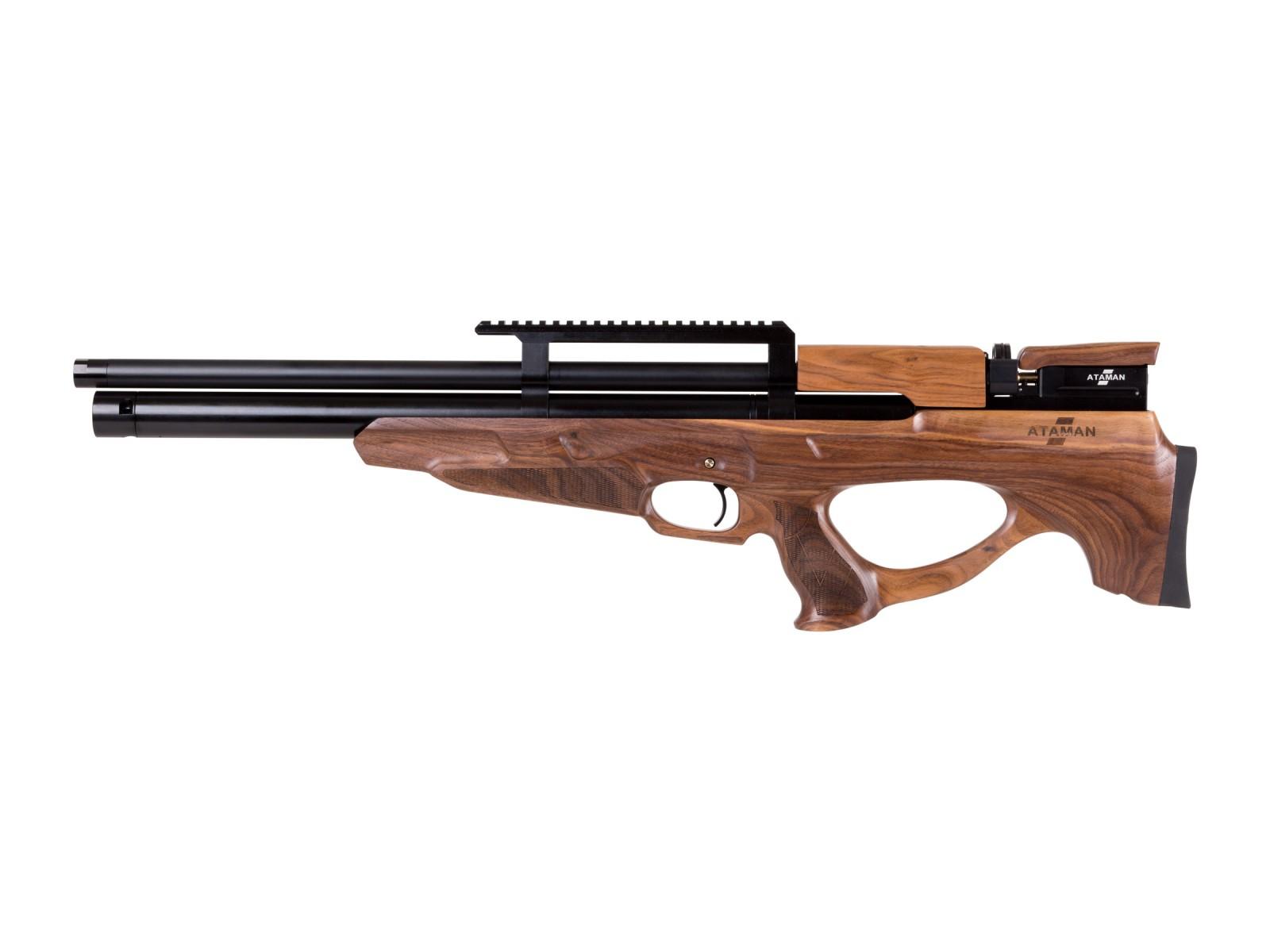 Ataman M2R Bullpup, Type 2, Walnut Stock Air Rifle 0.25 Image