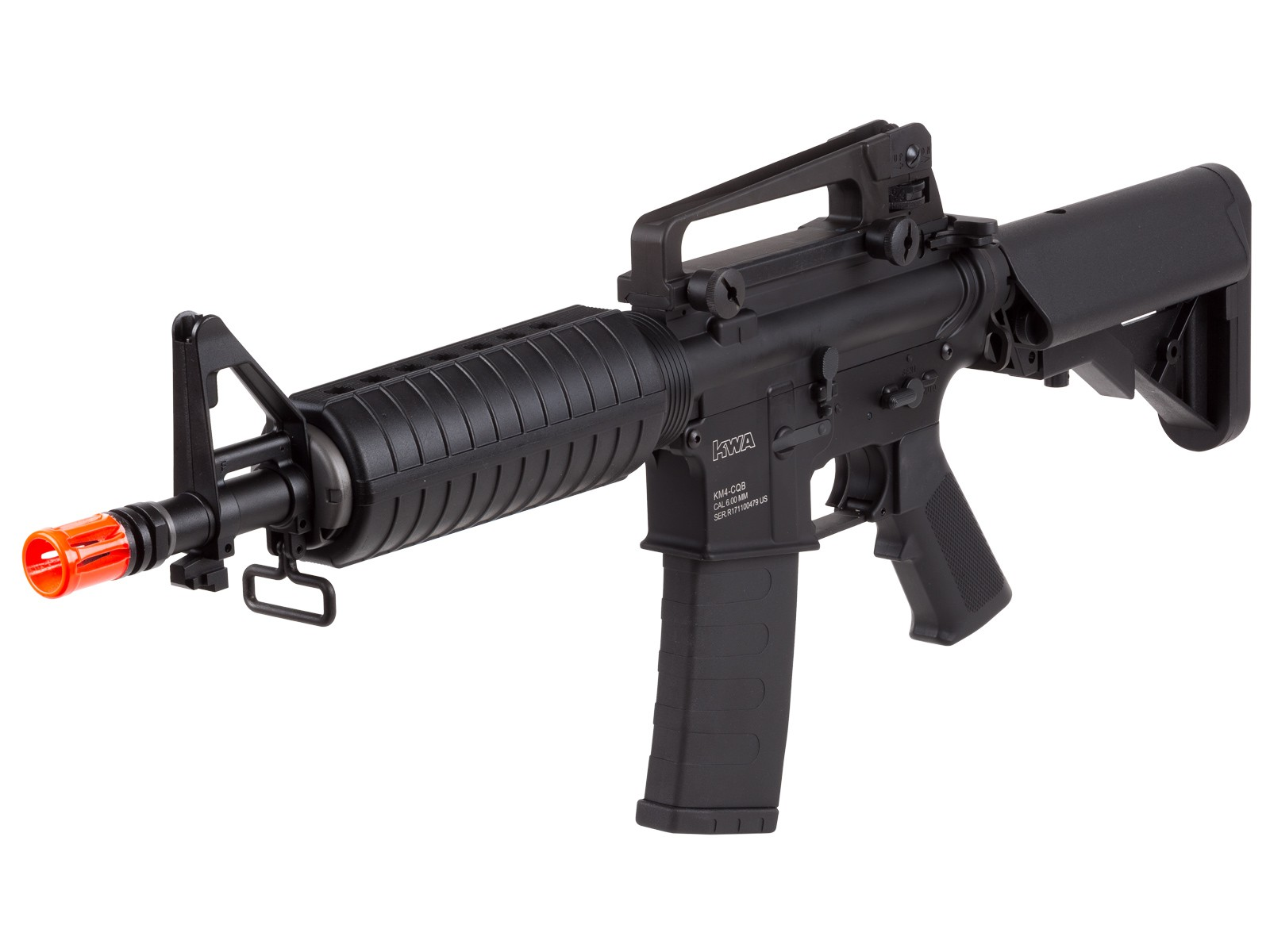 KWA KM4 Full Metal CQB AEG 2 Airsoft Rifle 6mm Image