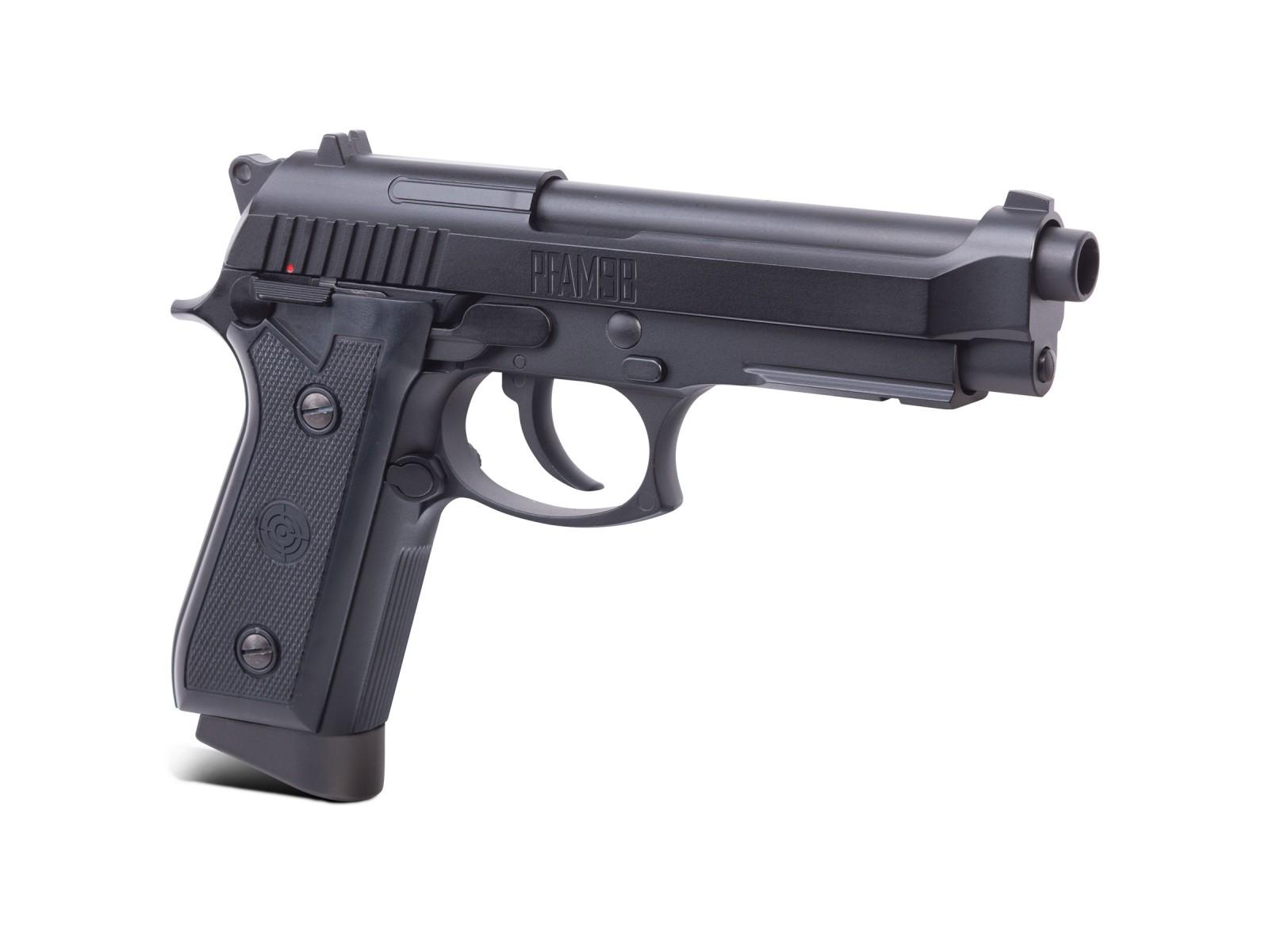 Crosman PFAM9B CO2 Full Auto BB Pistol 0.177