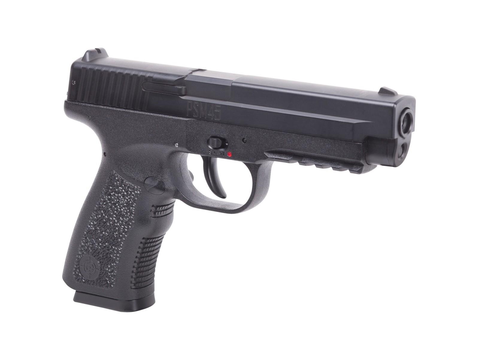 Pistol PSM: specifications, photos 62