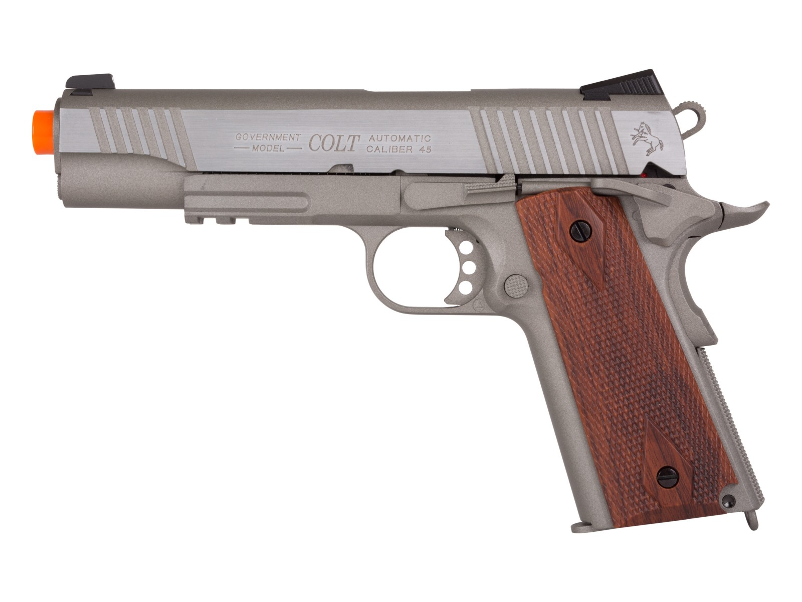 Colt Government 1911 Airsoft GBB Pistol 6mm Image