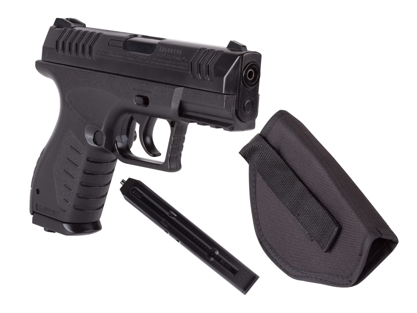 Umarex XBG CO2 Pistol Kit