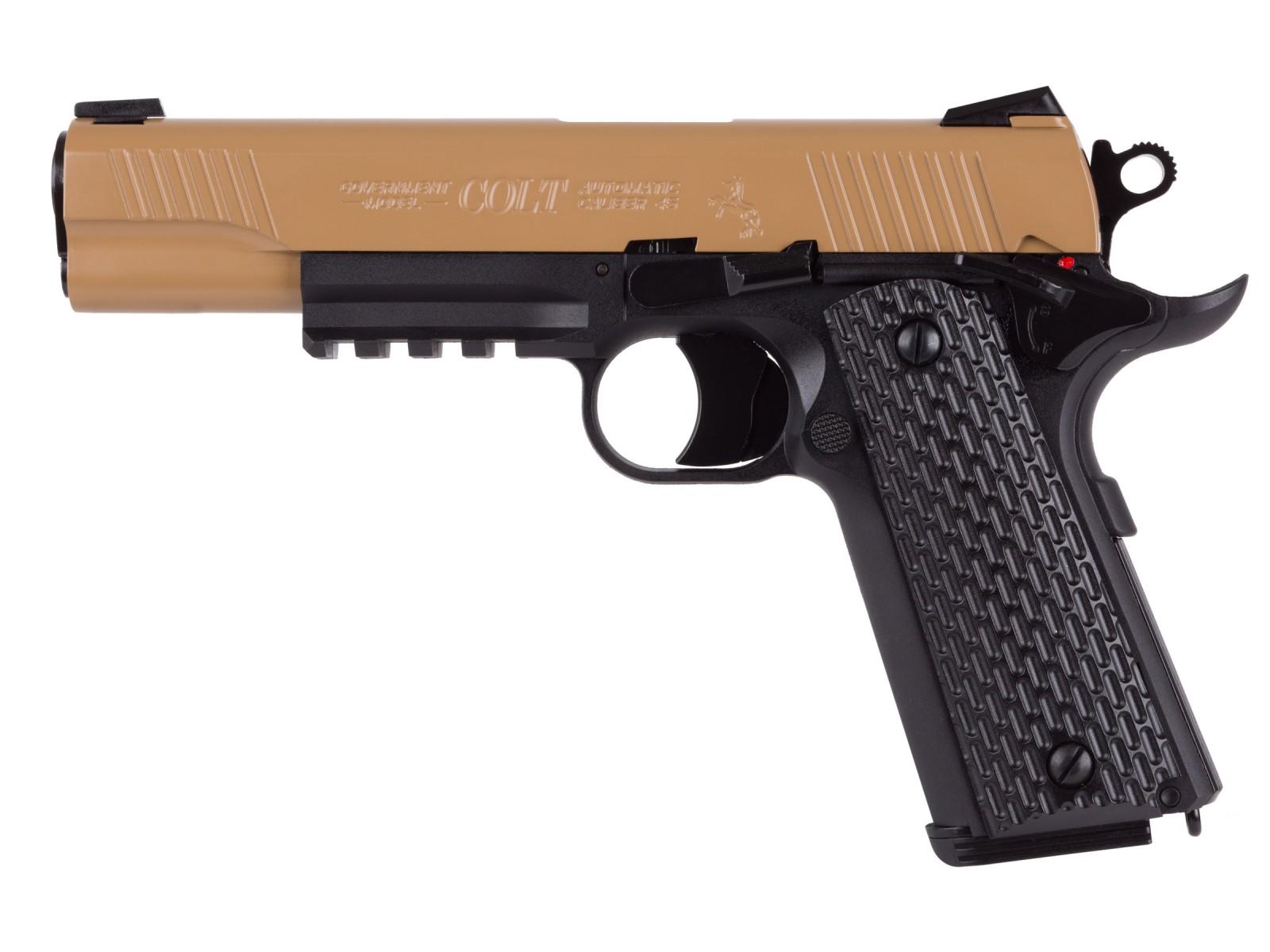 Colt M45 CQBP CO2 Pistol 0.177