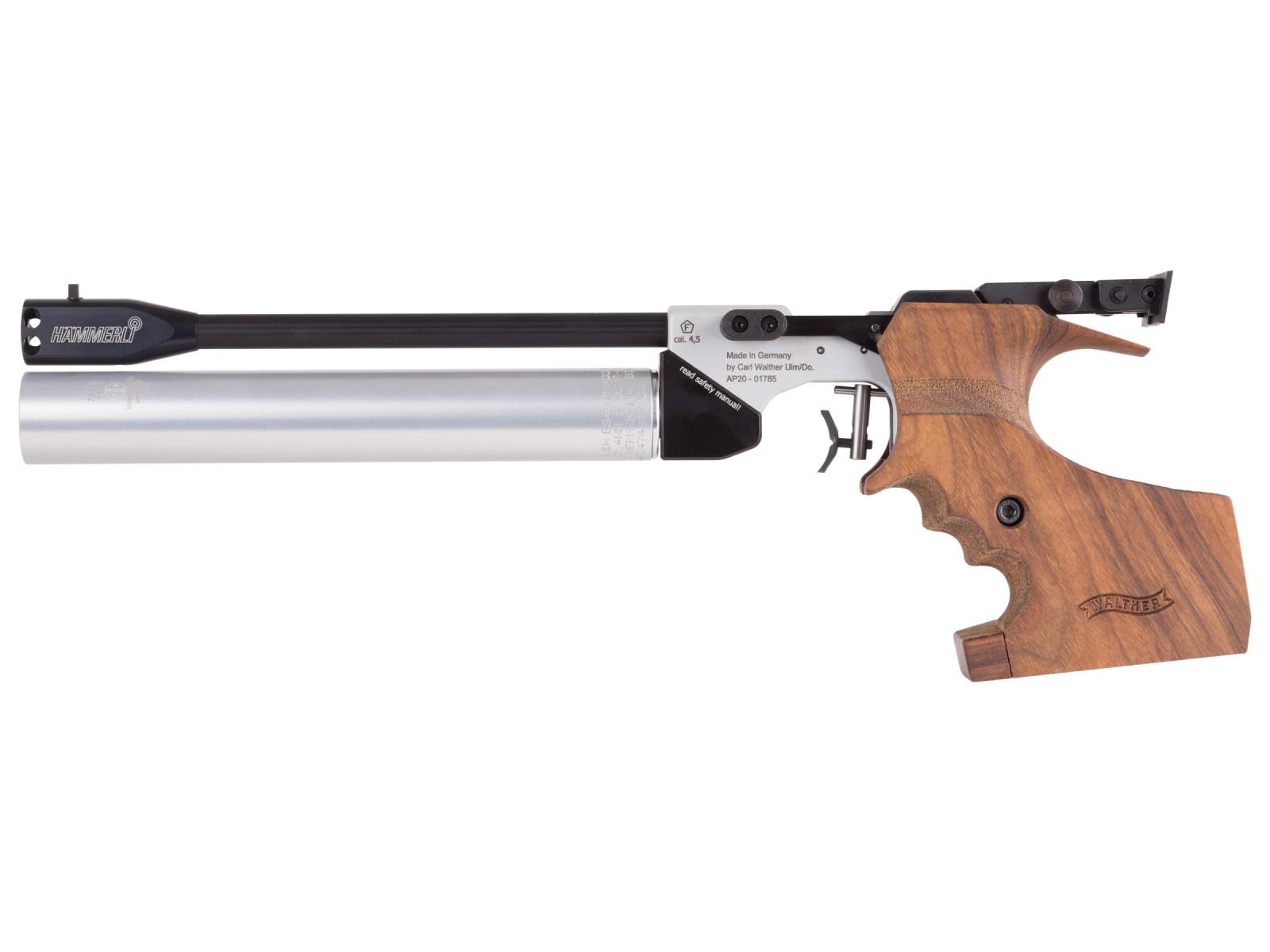 Hammerli AP20 PRO Competition Air Pistol 0.177 Image