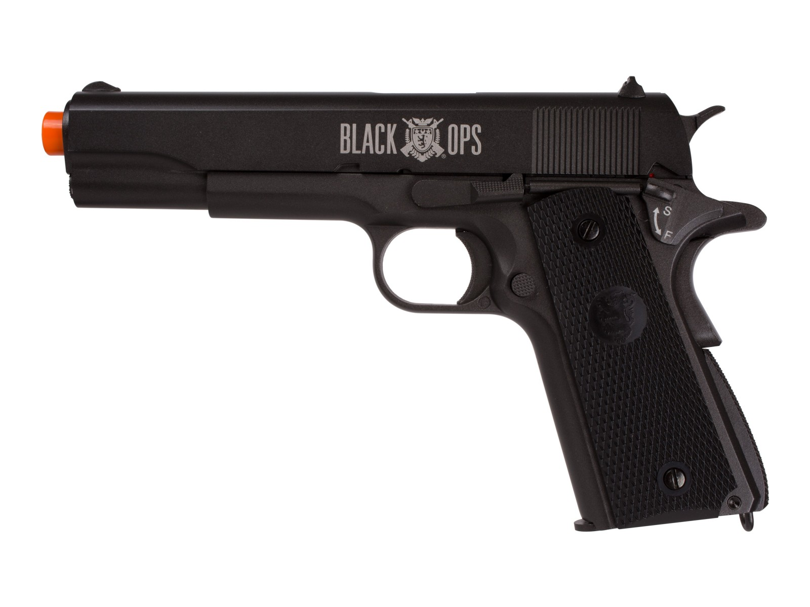black ops 1911 co2 airsoft pistol full metal airsoft guns