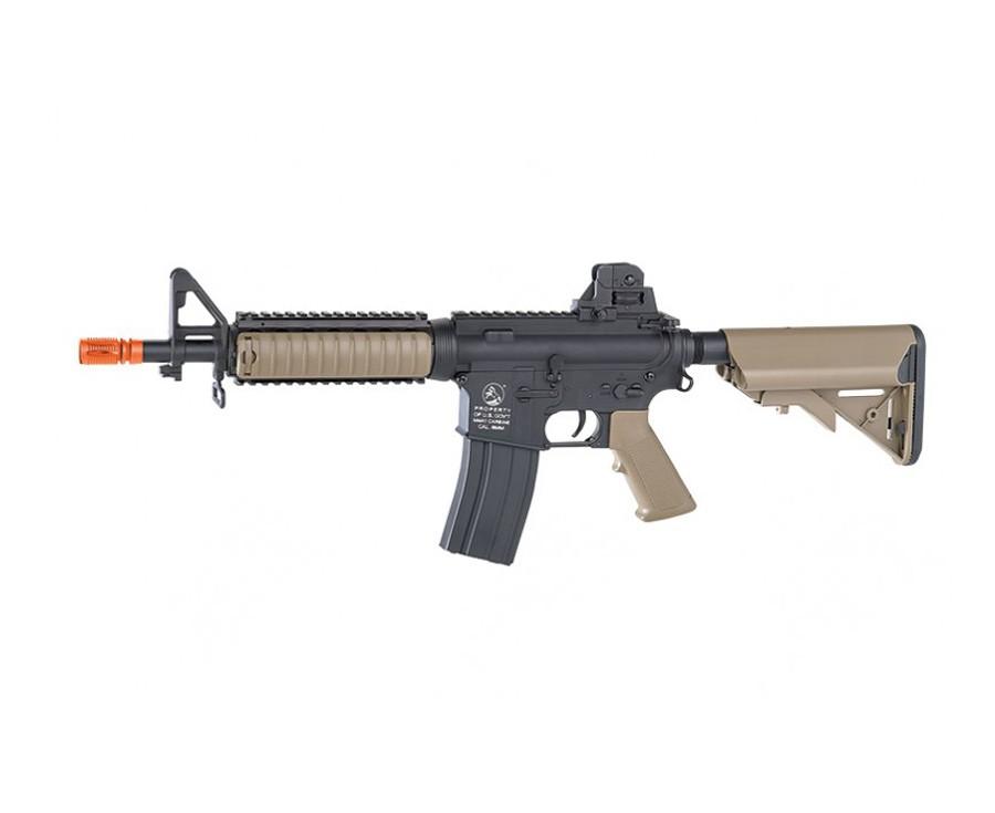 Colt_M4_CQBR_Airsoft_AEG_Tan_6mm