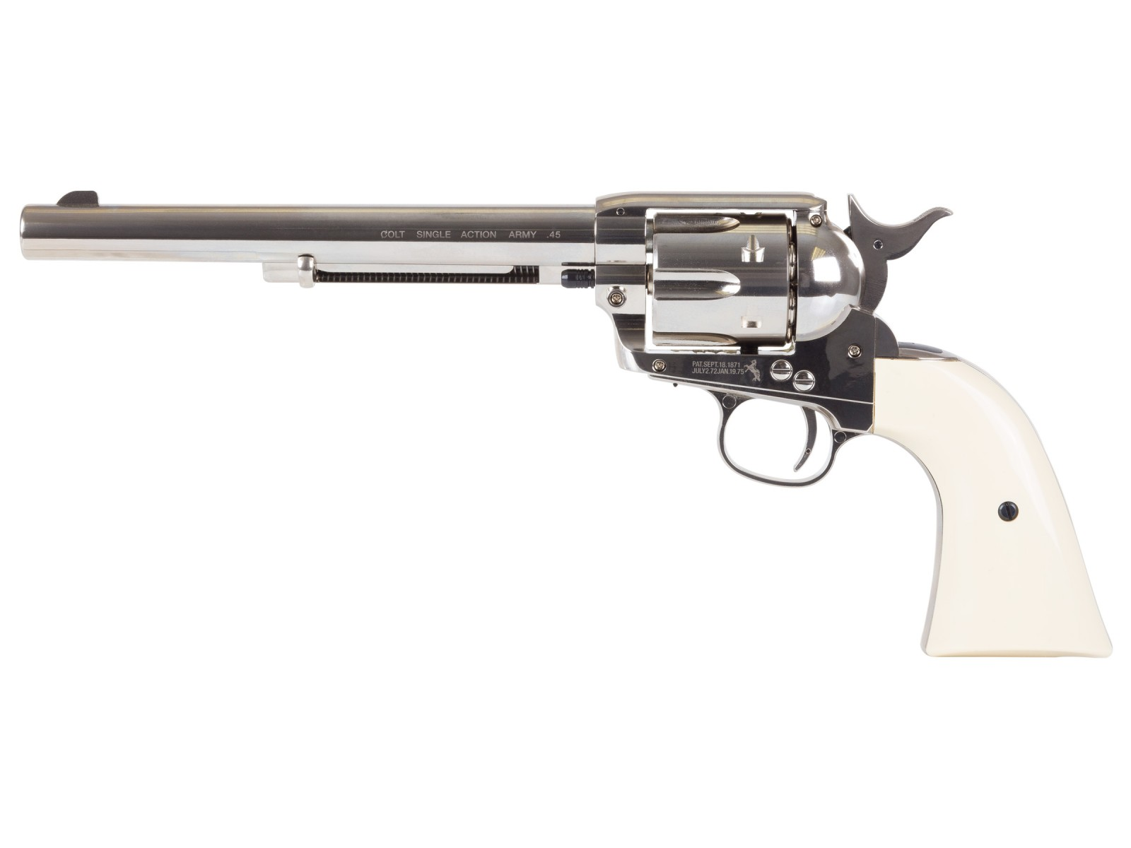 Colt SAA Peacemaker.