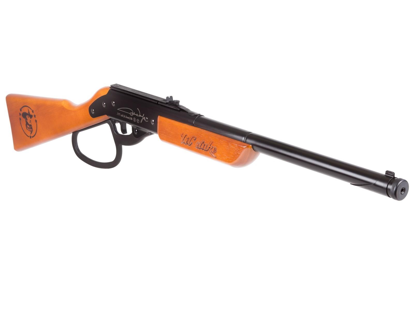 John Wayne Lil Duke BB Gun Rifle 0.177
