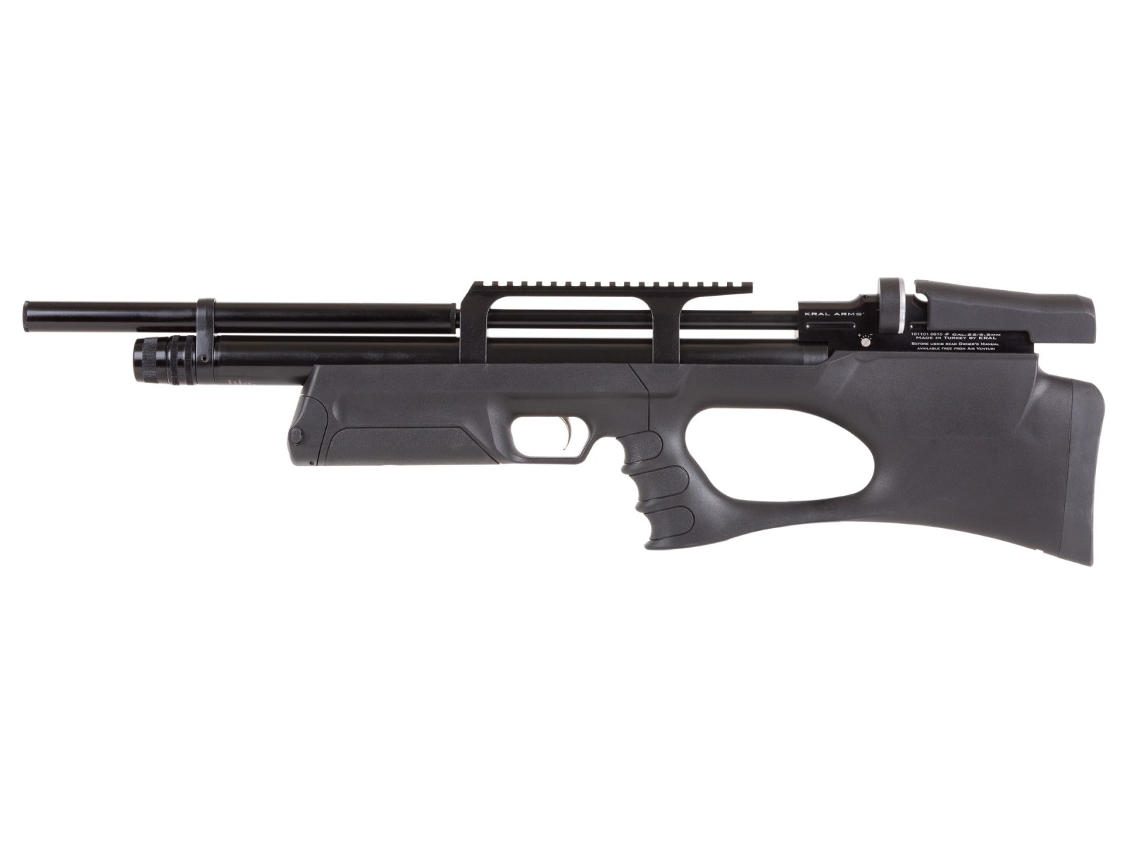 Puncher Breaker Silent Synthetic Sidelever PCP Air Rifle 0.25 Image