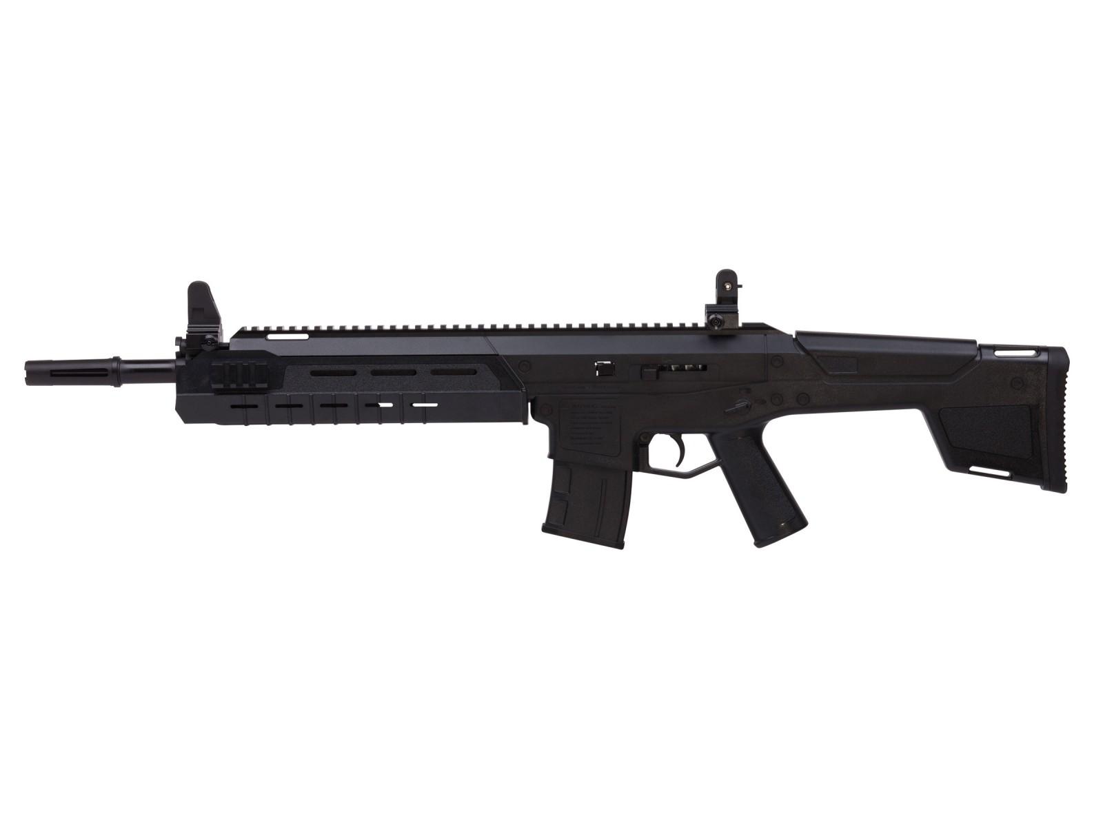 Crosman Bushmaster ACR Air Rifle, Black 0.177 Image