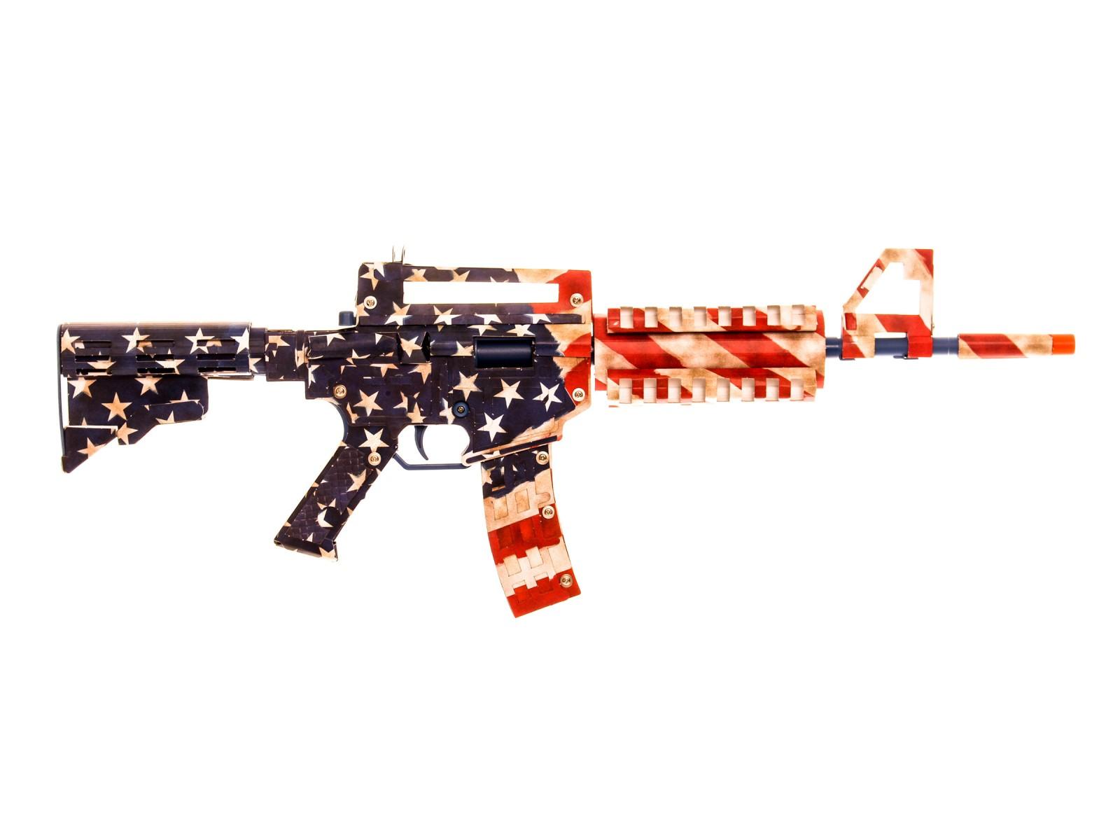 Cheap Paper Shooters Patriot Kit
