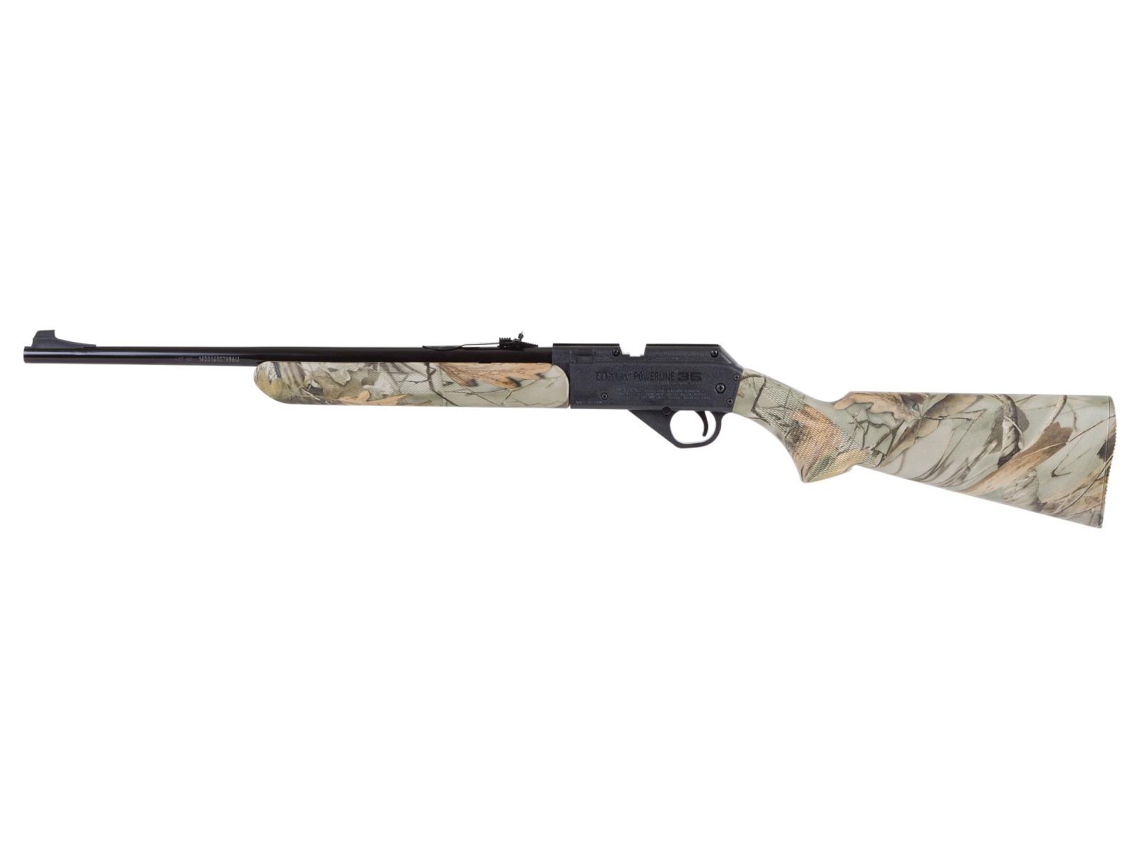 Daisy Powerline Model 35 Air Rifle, Camo