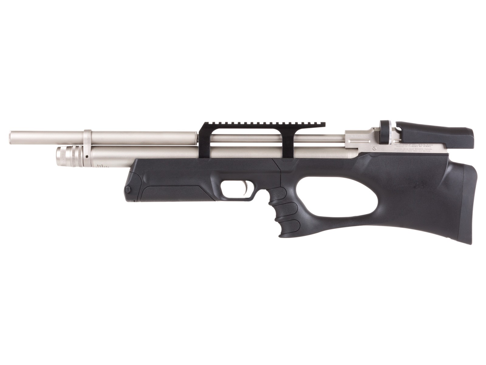 Puncher Breaker Silent Marine Sidelever PCP Air Rifle 0.22 Image