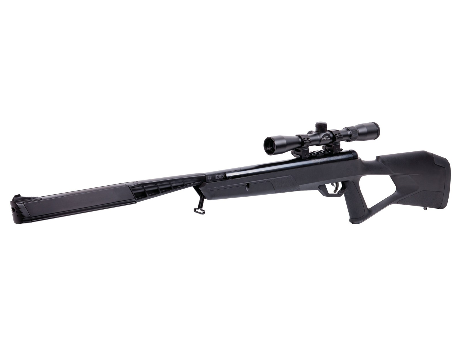 Benjamin Trail NP2 SBD Air Rifle, Black