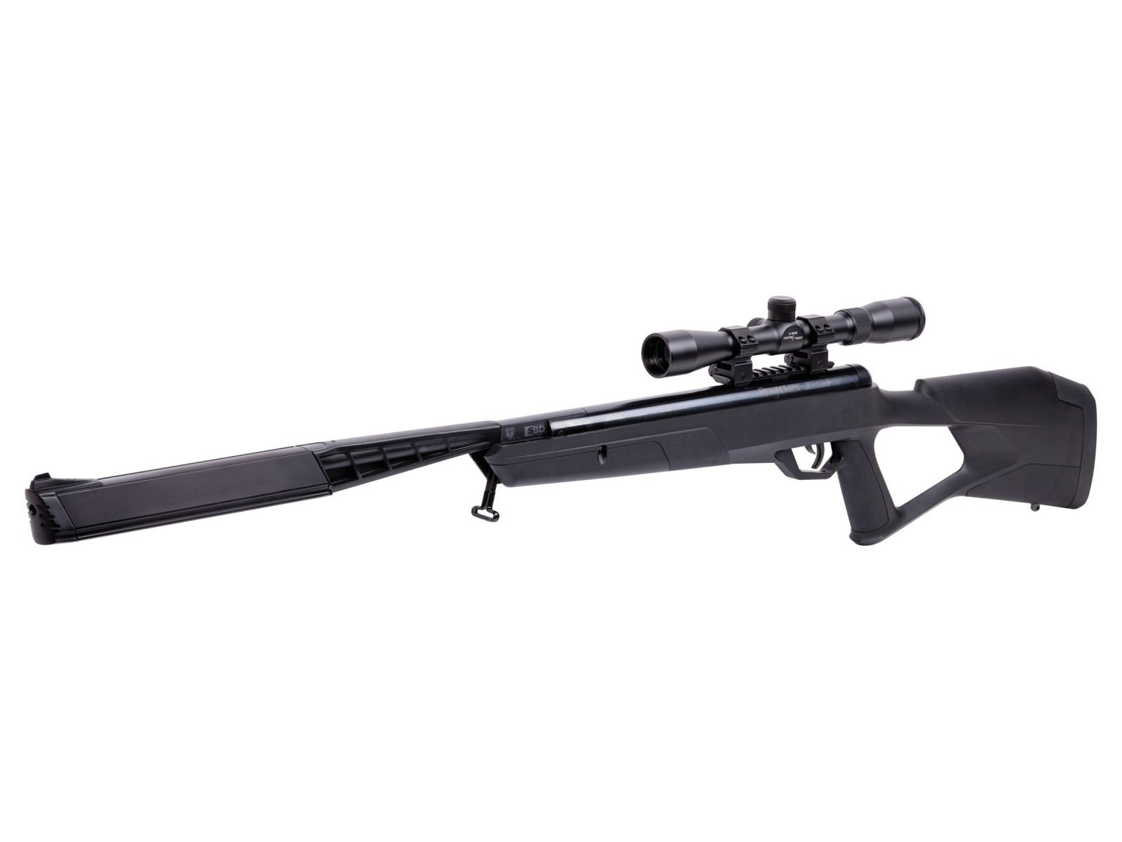 Benjamin Trail NP2 SBD Air Rifle, Black
