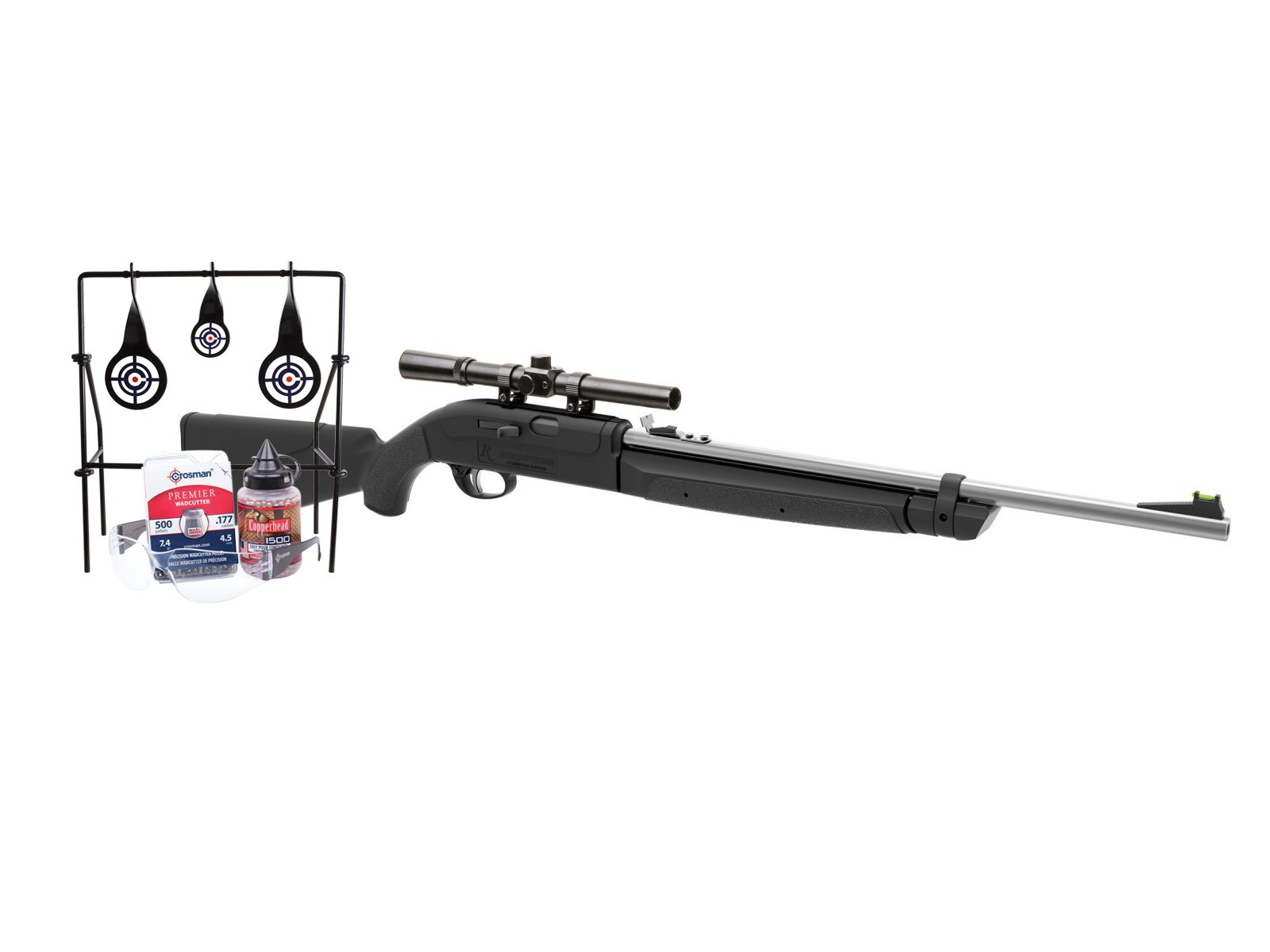 Remington AirMaster 77 Air Rifle Kit