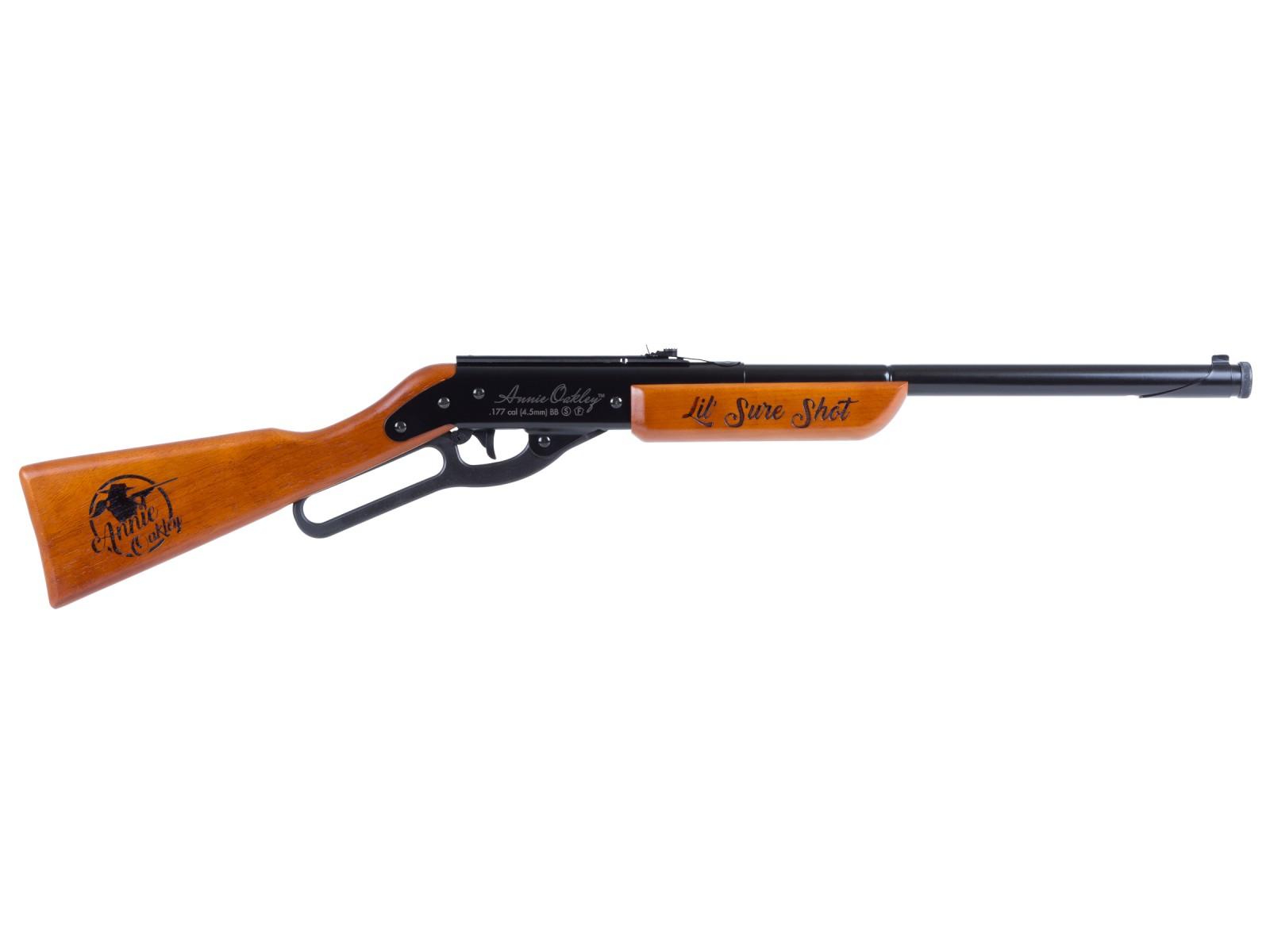 Annie Oakley Lil Sure Shot BB Rifle 0.177