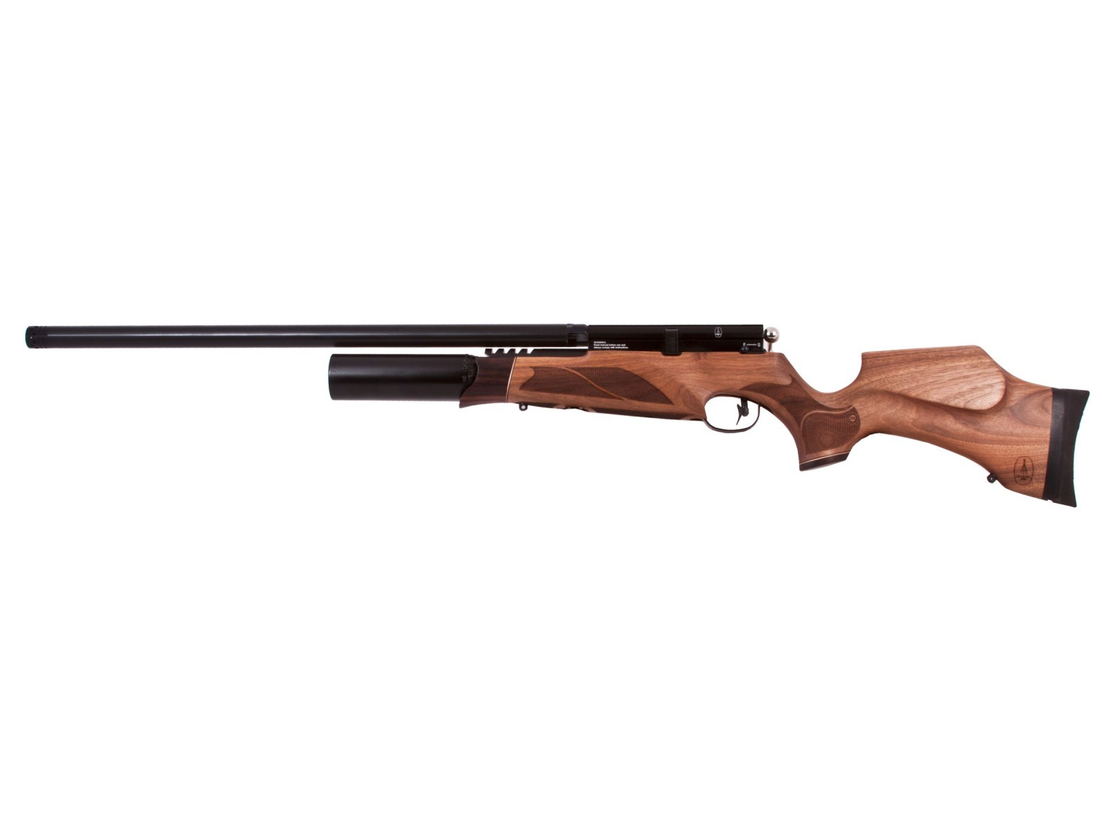 BSA R-10 MK2 PCP Air Rifle, Walnut Stock