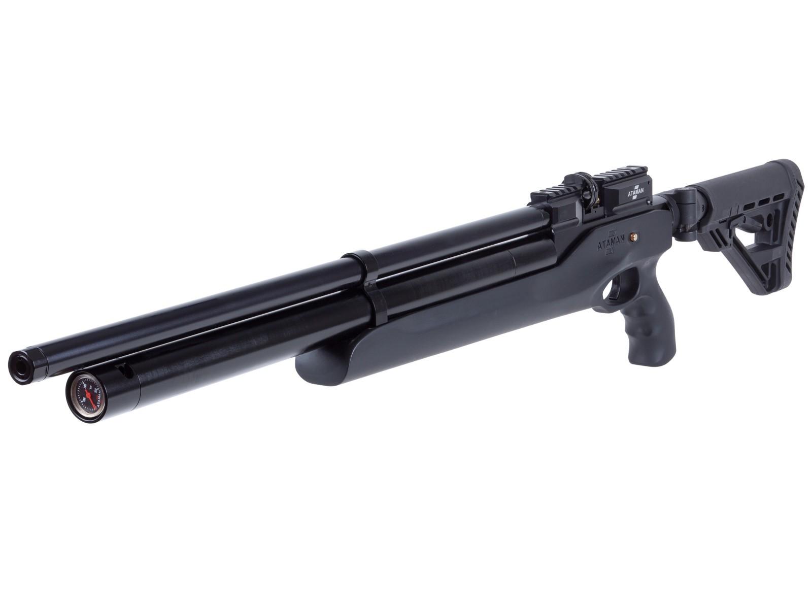 Ataman M2R Tact Carbine Type 4 Compact Air Rifle, Black