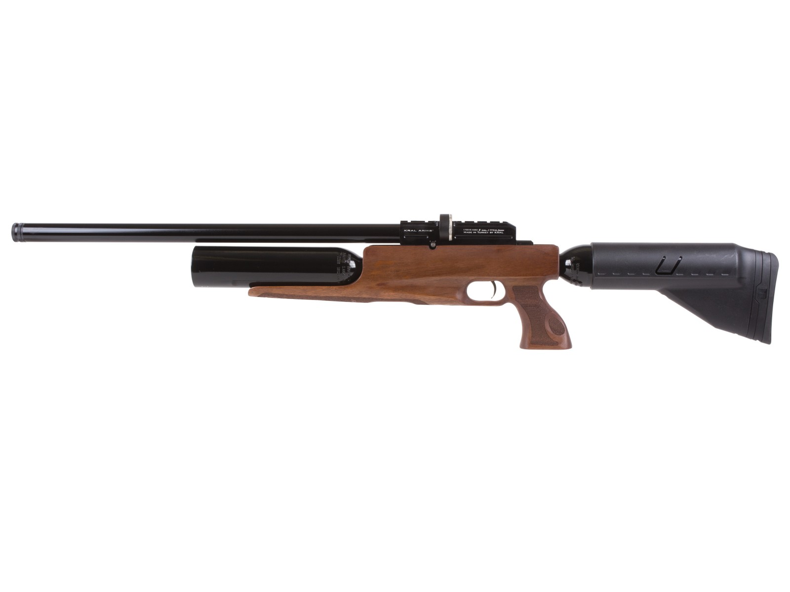 Kral Arms Puncher BigMax PCP Air Rifle 0.22 Image
