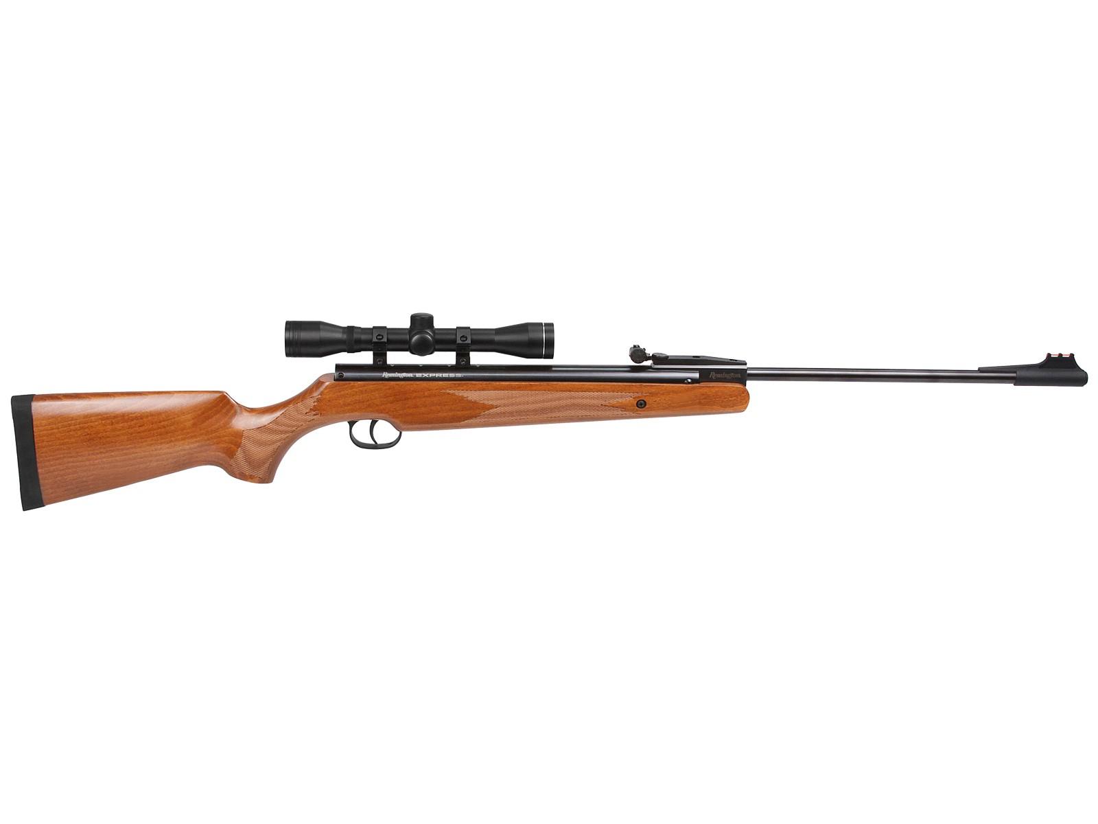 Remington Express Air Rifle, Wood - Refurbished Kit